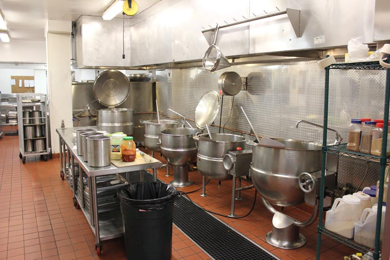 Innovative Tenant Improvement Restaurant And Commercial Kitchens Build Outs