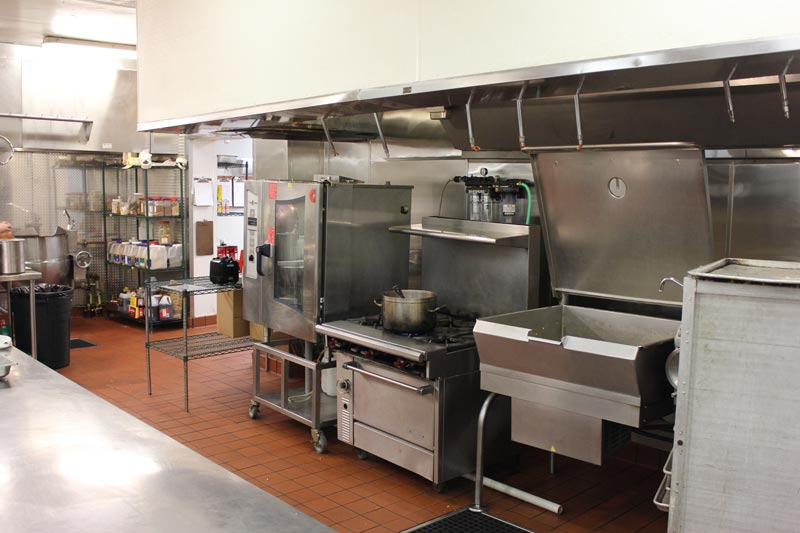 Restaurant and Commercial Kitchens
